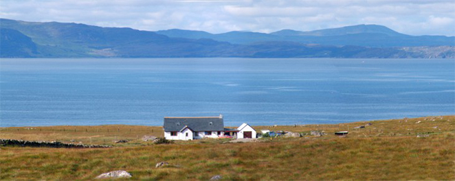 View of Carn-Raineach